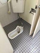 トイレ洗い